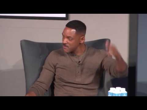 Inspiring Interview of Will Smith on December 2016 - How To Face Fear