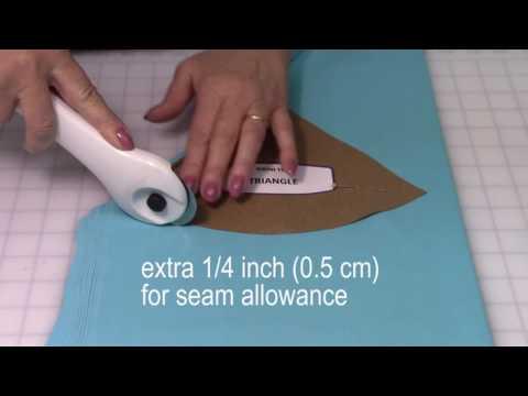 Online Bikini Course - Cutting The Fabric