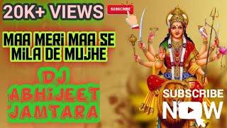 Maa Meri Maa Se Mila (Navratri Hard Dholak Mix) Dj Sandeep Rock Nasriganj(DjFaceBook.IN).mp3