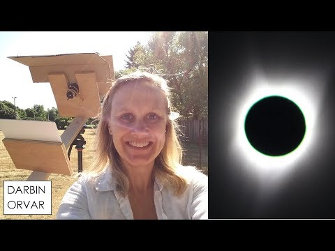 My Experience with Totality #Eclipse2017 Vlog!