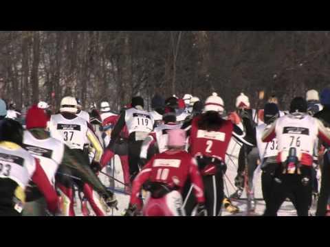 Tourism Promo xc skiing 1min EN Sequence