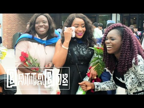 Nigerian Students In Canada  Graduate In Style