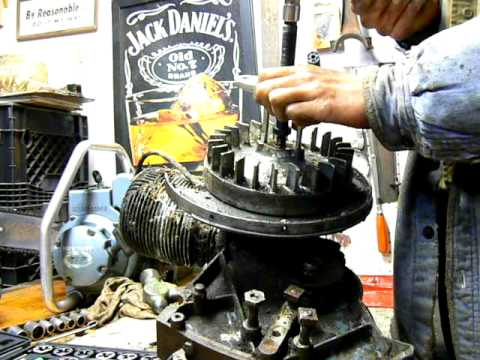 Home Shop Tips No. 6 - Removing a Flywheel With a Bolt Puller