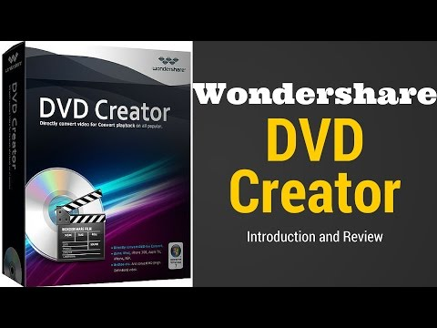 [Hindi - हिन्दी] Wondershare DVD Creator, best dvd burner software for 2016!
