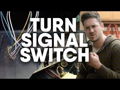 How to install a turn signal switch - H2 #15