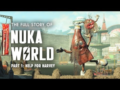 Nuka World Part 1: Help for Harvey - Plus, an Interview with Colter - Fallout 4 Nuka World Lore