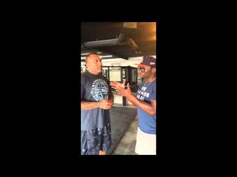 UFC Trainer George Castro - Coach for Dominick Cruz