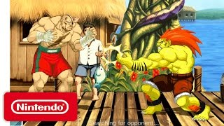 Ultra Street Fighter II: The Final Challengers – Available Now on Nintendo Switch