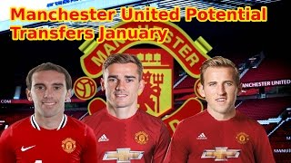 Manchester United January 2017 Potential Transfers #6