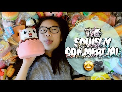 The Squishy Commercial