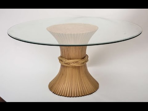 Awesome Table Bases for Glass Tops Idea