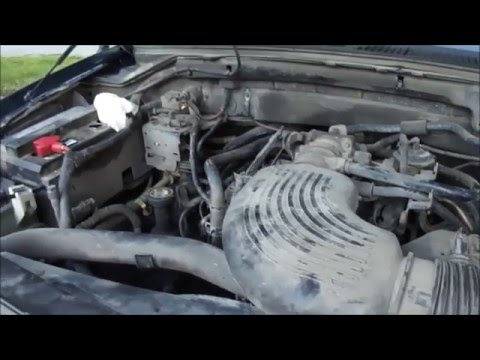 2003 Ford F150 5.4 L V8 Alternator Diagnosis and Replacement