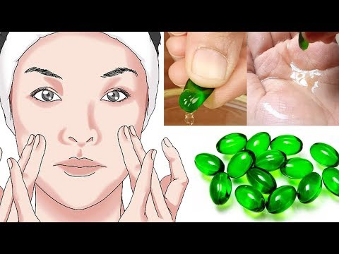 Vitamin E Oil | Vitamin E Oil for Face | I Apply Vitamin E Oil on My Face and look what happened