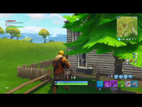 Playing Fortnight with suscribers Getting Wins all night