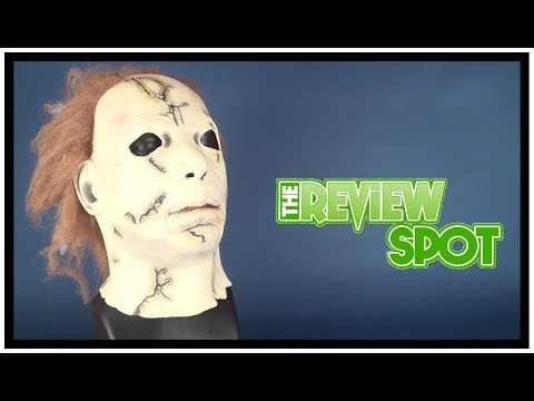 Spooky Spot 2017 | Funworld Rob Zombie's Halloween Michael Myers Mask