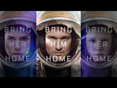 """Photoshop Tutorial: Create """"The Martian"""" movie poster using Your Own Face!"""
