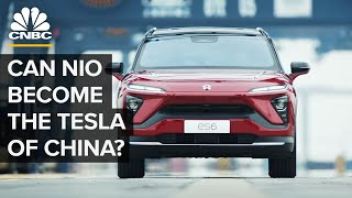 Can Nio Become The Tesla Of China?