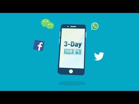 StarHub Mobile Prepaid – Travel with Happy Roam