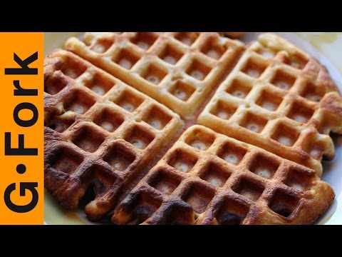 How to Make Waffles - GardenFork