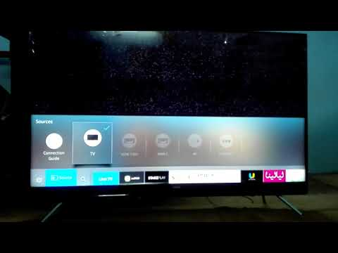 how to connect internet on your samsung smart tv