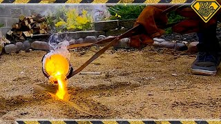 Download Why Magnesium Fires are SO DANGEROUS Video