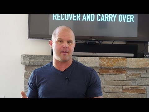 How to Recover from CrossFit Open Workout 18.1