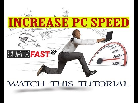 4 Ways To Increase Pc Speed SUPER FAST