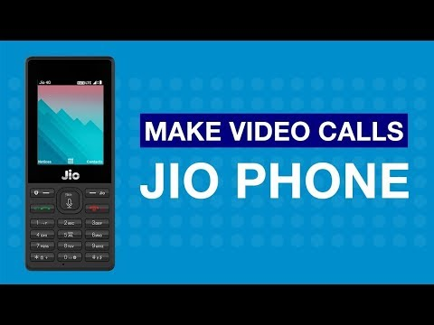 JioCare - How to Make Video Calls on JioPhone (Gujarati)| Reliance Jio