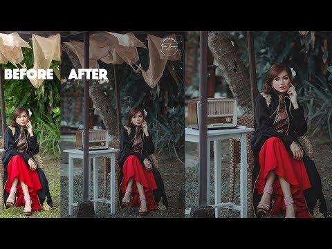 Photoshop CC Tutorial | Cinematic Soft Effect