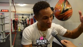 REGIS PROGRAIS ON WHY HE STOOD UP TO CHISORA, WBSS LEGAL ISSUES, DEALING WITH 'SCARED' ACCUSATIONS!