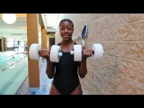 How to Exercise With Water Dumbbells : Life & Exercise