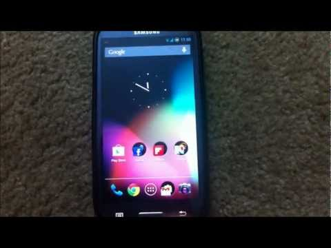 AOKP Jellybean ROM review for AT&T Samsung Galaxy S3