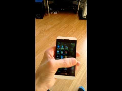Blackberry z10 10.31+lollipop os