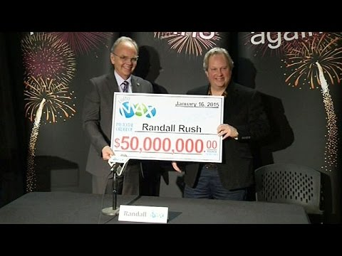 $50M Canada Lotto Winner Says He Had a Vision