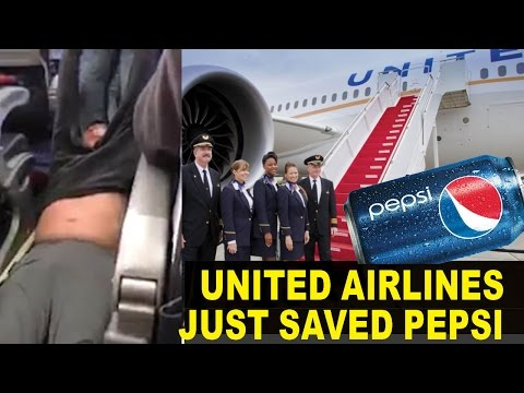 United Airlines's Mess Just Saved Pepsi