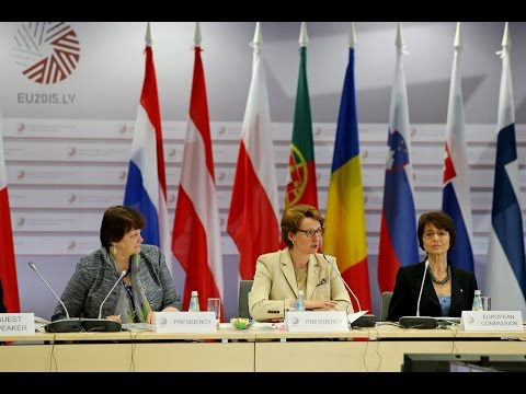 Opening speeches at the Meeting of Ministers for Vocational Education and Training