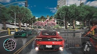 ▻GTA 5 Ultra-Realistic Graphics! 4k 60FPS NaturalVision Remastered