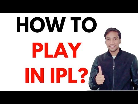How to Play in IPL | IPL Match | Cricket Tips | Motivational Video | Hindi