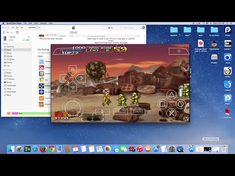 How to Download Games (PSP ISO) and Copy to PPSSPP emulator for iPhone iPod iPad [ iOS Drives ]