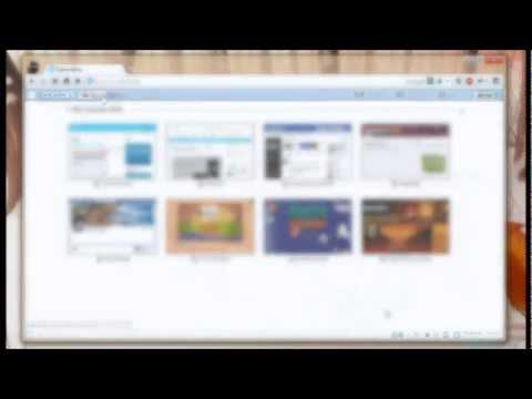 Einsfox 10 (Mozilla Firefox 10 with Chrome-like UI)