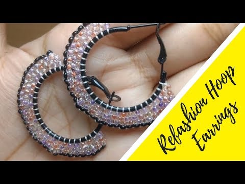DIY || OLD JEWELLERY INTO NEW!!