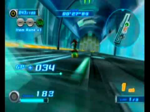 Sonic Riders 2 - Astral Babylon