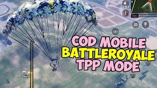 TPP MODE COD MOBILE BATTLEROYALE - Call of Duty Mobile Indonesia