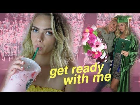 Get Ready with Me: Graduation!! & High School Advice | Summer Mckeen