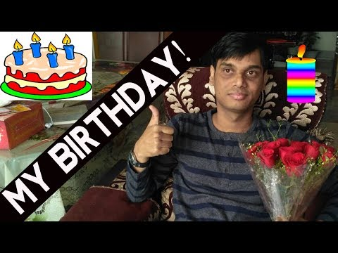 My Birthday Surprise ! Thanks for huge support and love   Helping abhi