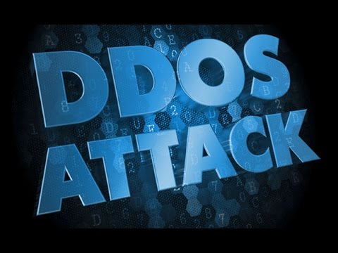 How to do Ddos attack on website