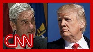 Sources: Trump irritated ahead of Mueller testimony