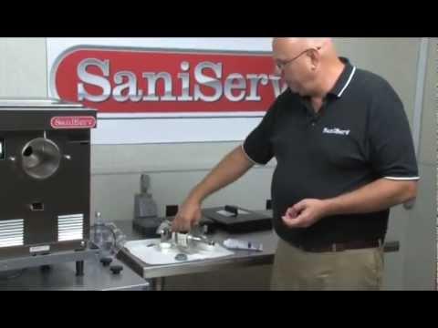 SaniServ® Model DF-200 & Model 407 Ice Cream Machine Training Video