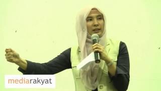 Nurul Izzah: Kenapa Anwar Ibrahim Jadi Sasaran?