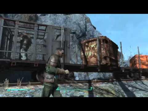 Fallout 4! Power Armor 100% Fusion Core Location 3!